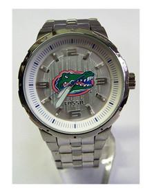 Florida Gators Fossil Watch Mens Three Hand Large Logo watch Li3066