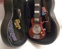 Gibson Guitar Watch Gibson USA Nighthawk Collectible Red Wristwatch