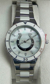 Indianapolis Colts Game Time Gametime Pearl Watch Womens NFL-PEA-IND