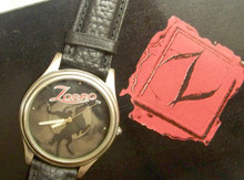 Zorro Fossil Watch Vintage Collectible Limited Edition set Li1023