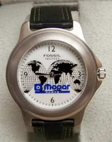 Fossil Mopar Master Parts Watch Mens LE Promotional Wristwatch MP2000
