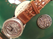 Fossil Soccer Player Vintage Watch set Limted Edition LE-9444