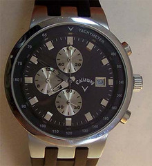 Callaway Golf Mens Chronograph Watch with Tachymeter