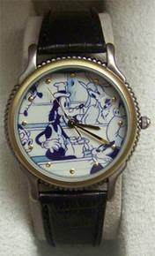 Goofy Disney Classics Watch 1932 Mickey's Revue Film Commemorative