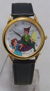 Peter Pan Shadow Watch Disney Fantasma Special Edition Collectible