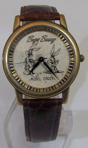 Bugs Bunny Watch First Sketch Model Sheet Warner Bros. Limited Edition