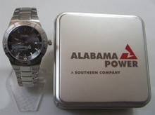 Alabama Power Fossil Watch Promotional Company Watch, New