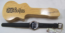 The Beatles Watch White Album Beatles images A in Wood Guitar Case