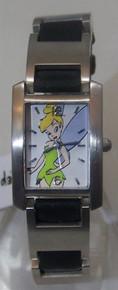 Tinker Bell Watch Disney Store Collectible Womens Peter Pan Wristwatch