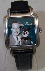 Walt Disney Mickey Mouse Watch Signature Series Collectors Lmt Ed New