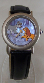 Lady and The Tramp Watch Walt Disney Artists Signature Series Lmt. Ed.