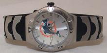 Miami Dolphins Watch Avon 06 Mens Dolphins logo Wristwatch