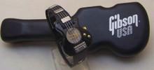 Gibson Guitar Watch Gibson USA Nighthawk Collectible Black Wristwatch
