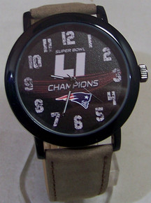 New England Patriots Super Bowl LI Watch Game Time Throw Back GameTime