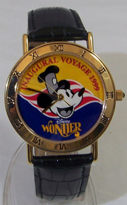 Steamboat Willie Watch Disney Wonder Inaugural Cruise Artist Series