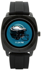 Philadelphia Eagles SmartWatch Game Time Licensed NFL Smart Watch
