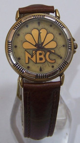 NBC TV Peacock Watch Mens Promotional Wristwatch Limited Edition New