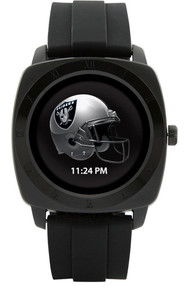 Oakland Raiders SmartWatch Game Time Licensed NFL Smart Watch NEW