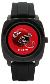 Kansas City Chiefs SmartWatch Game Time NFL Licensed Smart Watch New