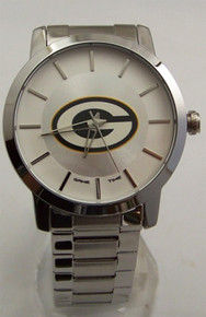 Green Bay Packers Watch Mens Competitor Series NFL Wristwatch New