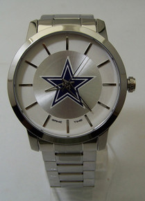 Dallas Cowboys Watch Mens Competitor Series NFL Wristwatch New