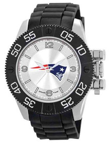 New England Patriots Watch Mens Game Time Beast Wristwatch