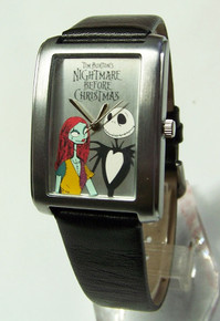 Nightmare Before Christmas Watch Jack and Sally Disney Lmt. Ed. 100