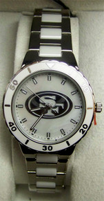 San Francisco 49ers Mother of Pearl Watch GameTime Womens, Ladies