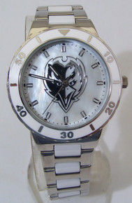 Baltimore Ravens Mother of Pearl Watch GameTime Womens MOP Wristwatch