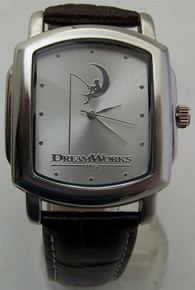 DreamWorks Promotional Watch Boy Sitting on Moon Fishing Wristwatch