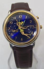 Tinker Bell Animated Watch Disney Flutter Wings TinkerBell Wristwatch