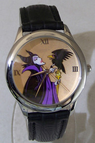 Disney Maleficent Signature Series Watch Marc Davis Autographed CofA