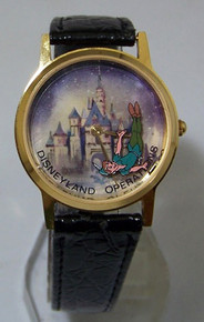 Peter Pan Watch Disney Operations Rotating Animated Wristwatch Vintage