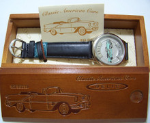 1956 Olds 88 Fossil Car Watch Relic Oldsmobile Convertible Wristwatch