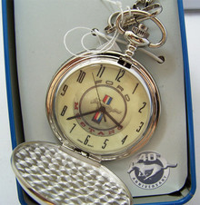 Ford Mustang Pocket Watch Special 40th Anniversary Collectors Edition