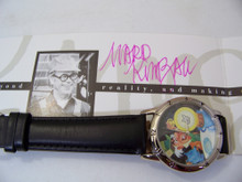Mad Hatter Watch Disney Signature Series Ward Kimball Autographed Set