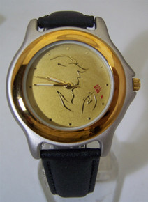 Beauty and The Beast Watch Broadway Musical 5th Year LE 250 Wristwatch