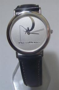 DreamWorks Promo Watch Boy Sitting on Moon Fishing Round Wristwatch