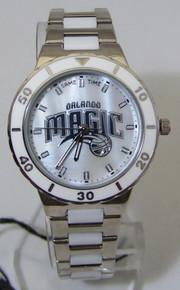 Orlando Magic Pearl Watch GameTime MOP Ladies Wristwatch