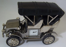 Model T Car Desk Clock Novelty Automobile Collectible Gift Clock New