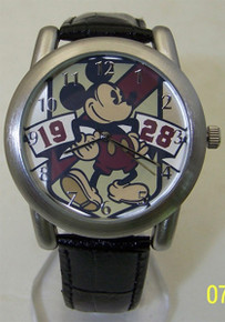 Mickey Mouse Watch Disney Parks1928 70 Year Tribute Wristwatch Lmt Ed