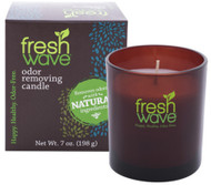 Fresh Wave Candles will freshen your air by devolatizing odor agents.