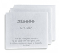 This multi-ply filter is constructed with electrostatically charged material to retain fine particles from the air. Suitable for the following Miele vacuum cleaners: S140 - S195.