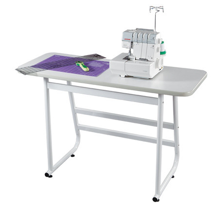 A universal table suitable for a variety of applications. This Janome table was developed as a universal option. These tables can used with any brand or model.
