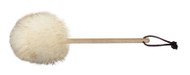 "The 8"" Lambswool Duster is useful when dusting collectables and reaching into small places."