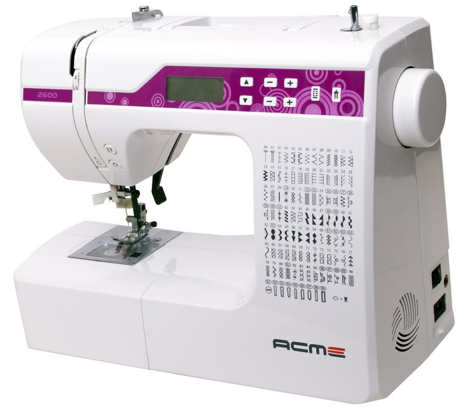 ACME Sewing Machine Extraordinary Acme Sewing Machine