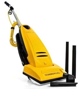 CPU2T Carpet Pro Commercial with tools: Metal Handle, Metal Bottom Plate, 40 ft cord, Metal Brushroll, 1 yr warranty