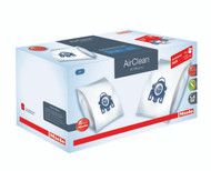 Performance Package includes 16 Genuine Miele GN  AirClean bags plus 1 Genuine Miele Type 30 HEPA Filter. A $139.95 VALUE!