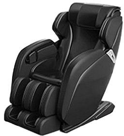 MC8890 Extra Wide Zero Gravity Whole Body Leather Massage Chair Black. The  BEST Deep
