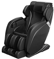 "MC8890 Extra Wide Zero Gravity Whole Body Leather Massage Chair-Black. The BEST Deep 3D Massage Chair for Your Whole body - ZERO Gravity with Heat Therapy, Lumbar Spinal Therapy, Foot Reflexology Roller & More Stress and pain are two things we can do without, and the massage chair is your solution to those problems, and many more.  Featuring a full body Shiatsu deep tissue massage with custom and pre-programmed options. Based on NASA zero gravity theory, this chair offers the most comfortable position with an intelligent space saving design, which allows it to be place only 3"" from a wall."